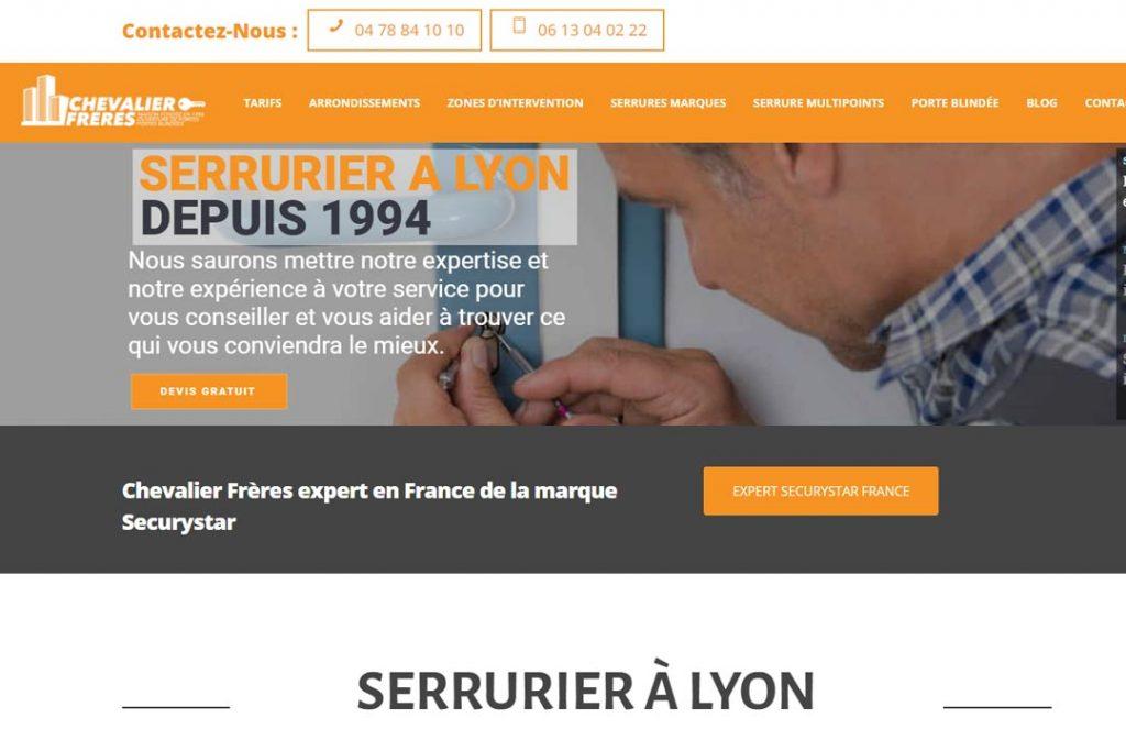 Serrurier depanneur Lyon – Chevalier Frères
