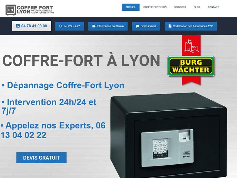 Coffre Fort Lyon – Devis Ligne