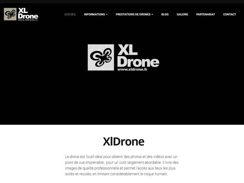 Services par drones sur Grenoble – XL Drone